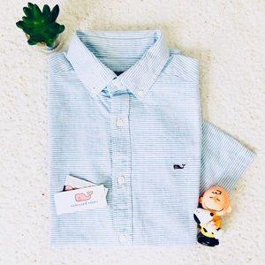 Vineyard Vines Ocean Breeze Shirt XS New Tag